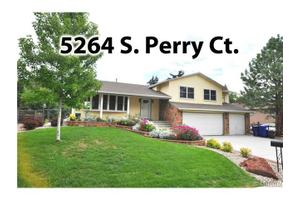 5264 S Perry Ct, Littleton, CO 80123