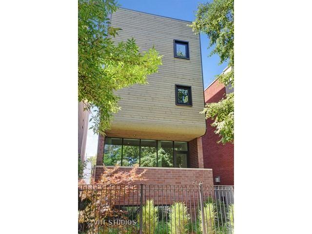1509 W George St, Chicago, IL 60657