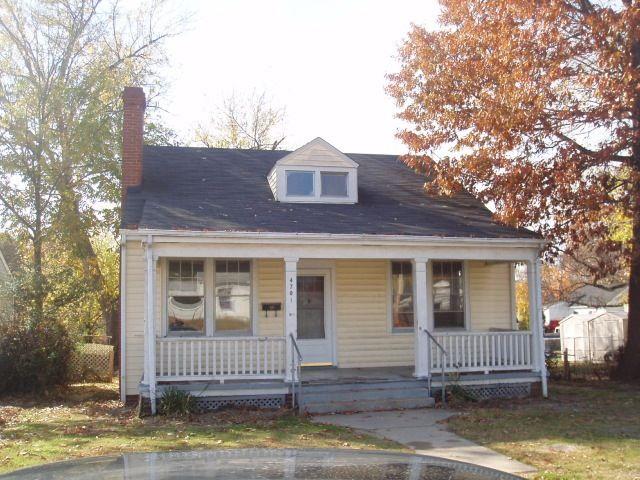 4701 Central Ave Richmond VA 3 beds 1 baths home