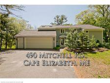 490 Mitchell Rd, Cape Elizabeth, ME 04107