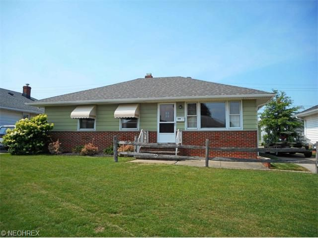 12311 Orme Rd Garfield Heights, OH 44125
