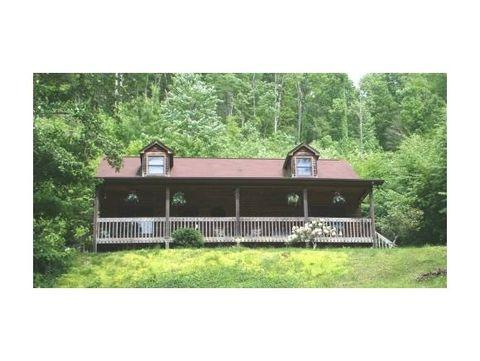 378 Buck Mountain Rd, Roan Mountain, TN 37687