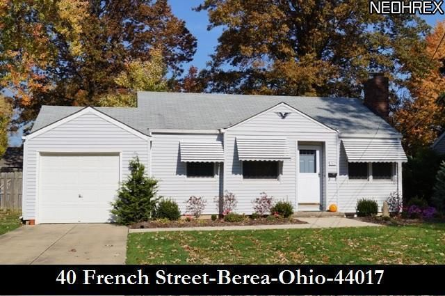 Homes For Sale By Owner Berea Ohio