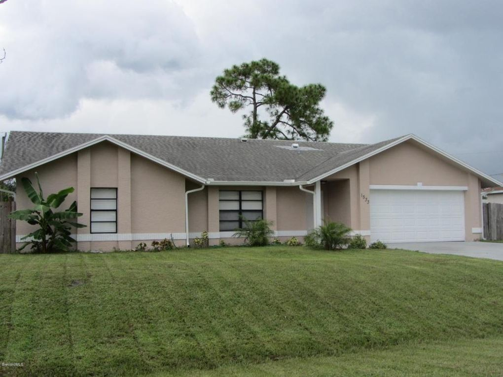 1533 NW Jasper Ave Palm Bay, FL 32907