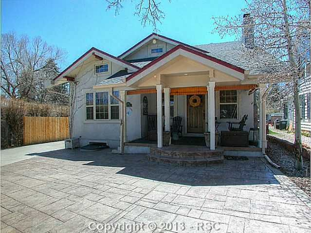 1011 Cheyenne Blvd Colorado Springs Co 80905