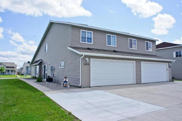 2315 58th ave s fargo nd 58104 home for sale and real