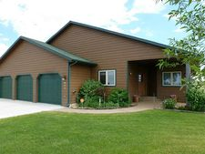 405 Milk River Dr, Fort Peck, MT 59223