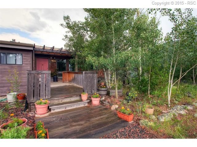 7845 gardiner rd cascade co 80809 home for sale and real estate listing