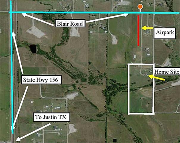Map Of Justin Texas.8663 Blair Rd Justin Tx 76247 Realtor Com