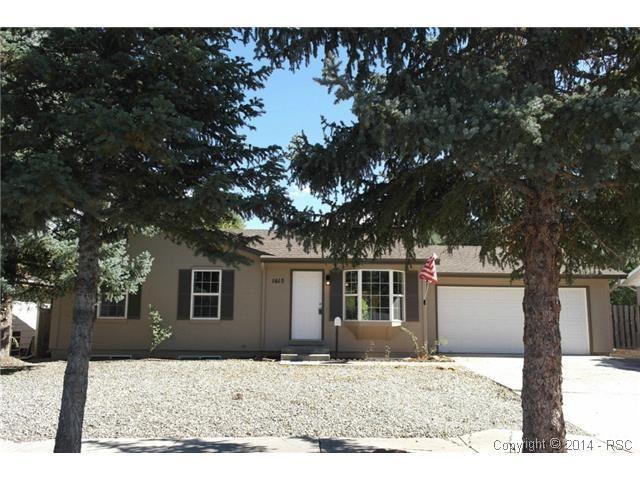 1615 Baylor Dr, Colorado Springs, CO 80909