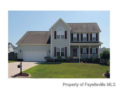 3933 Fox Meadow Ln, Hope Mills, NC 28348