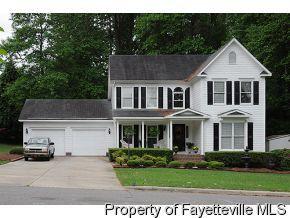 606 Eau Gallie Dr, Fayetteville, NC