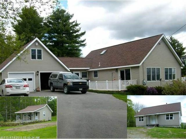 154 north rd harmony me 04942 home for sale and real