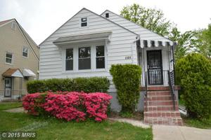 2201 Southern Ave, Baltimore, MD 21214