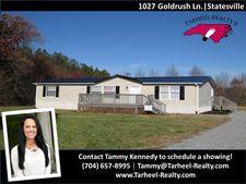1027 Goldrush Ln, Hamptonville, NC 27020