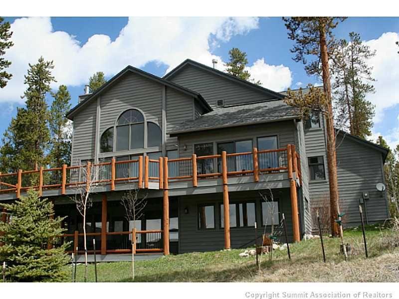 1649 keystone ranch rd keystone co 80435 for Keystone colorado cabins