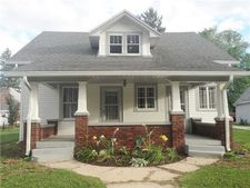 105 E Forest Home St, Roachdale, IN 46172