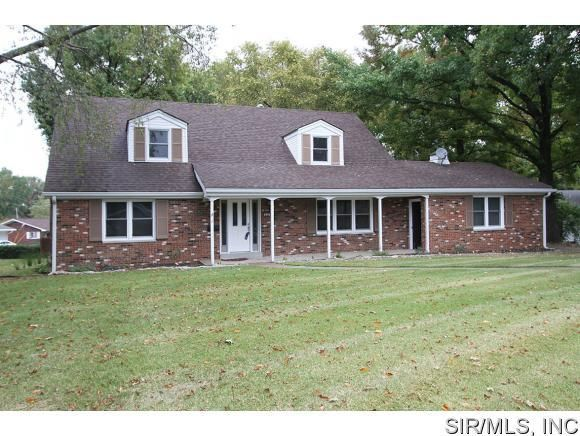 605 harvard dr edwardsville il 62025 home for sale and