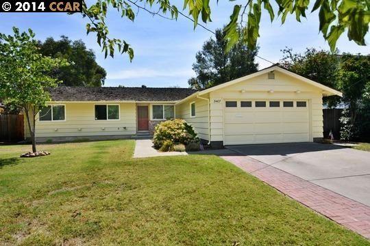 3407 Citrus Ave Walnut Creek, CA 94598