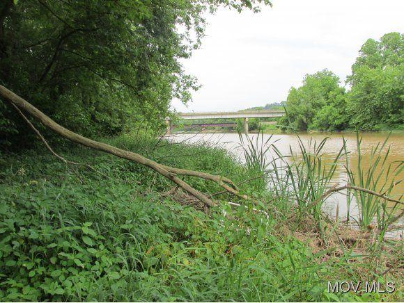 Middle Island Creek St Marys Wv