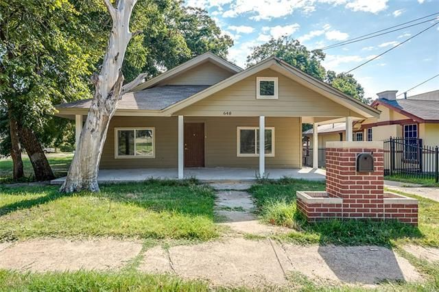 home for rent 648 n tyler st dallas tx 75208