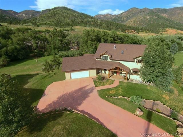 9150 Chipita Park Rd, Cascade, CO 80809