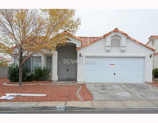 3638 Glacier Grove Dr, North Las Vegas, NV 89032