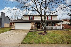 6789 Deer Bluff Dr, Huber Heights, OH 45424