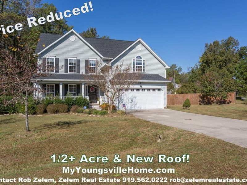 20 w hackberry dr youngsville nc 27596 home for sale
