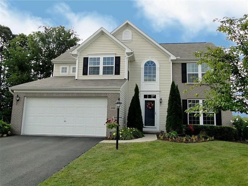 123 woodhaven dr cecil pa 15057 home for sale real estate