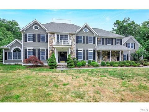 1 John Todd Way, Redding, CT 06896