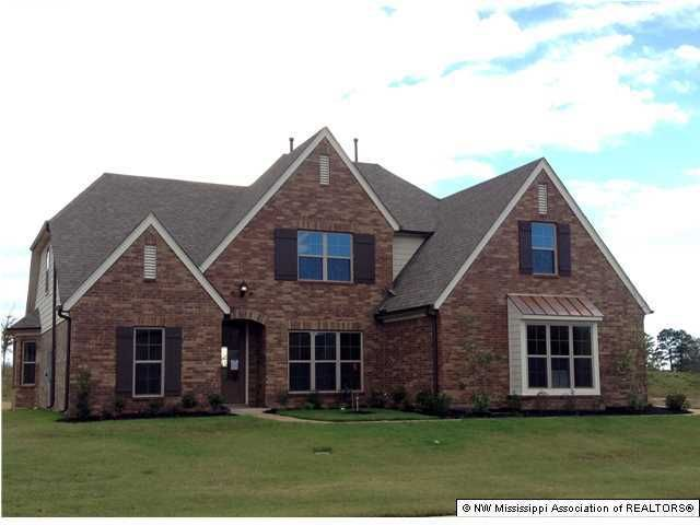 14698 Kenner Place Dr Olive Branch Ms 38654 New Home For Sale