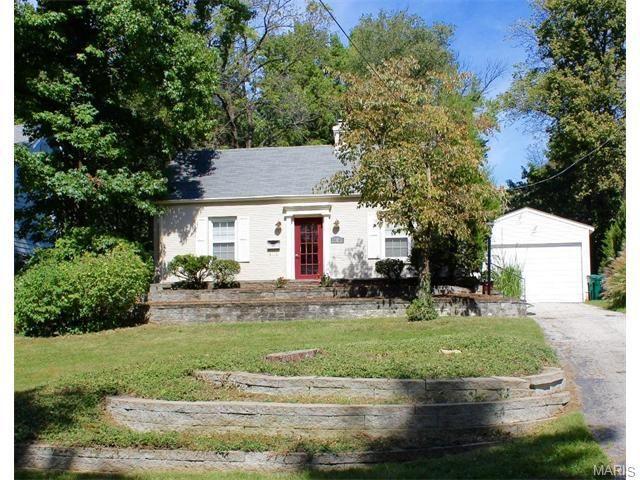 509 foote ave webster groves mo 63119 home for sale and real estate listing. Black Bedroom Furniture Sets. Home Design Ideas