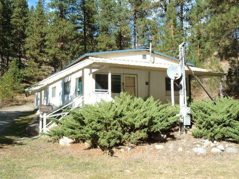 156 W Fork Rd, Conconully, WA 98819