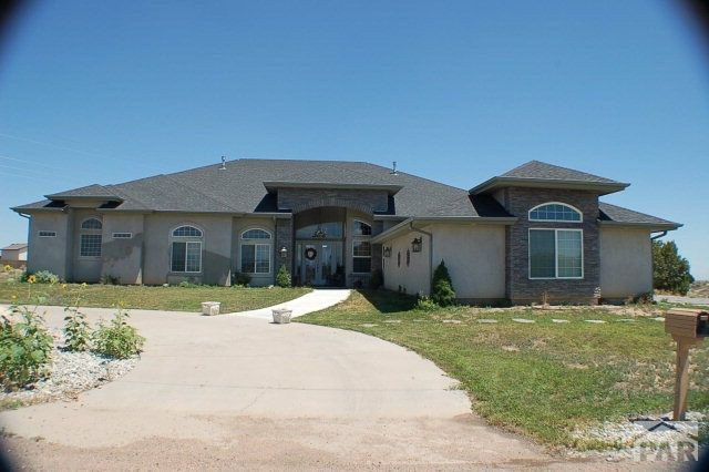 1164 s mountainside pl pueblo west co 81007 home for for Pueblo home builders