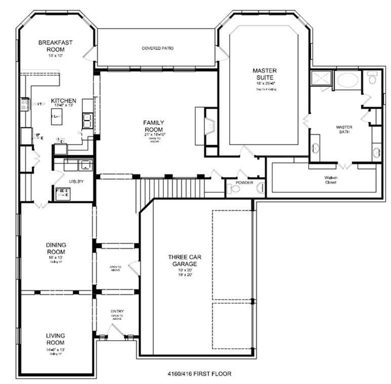 3607 paseo royale blvd richmond tx 77406 for K hovnanian home designs