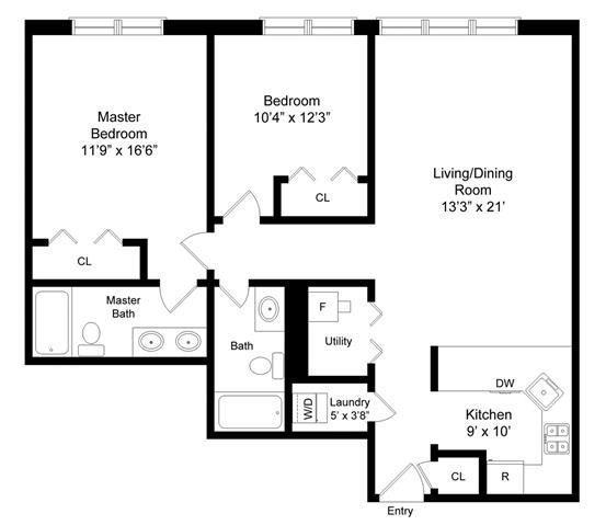 Apartments For Sale Hoboken: 84 Adams St, Hoboken, NJ 07030