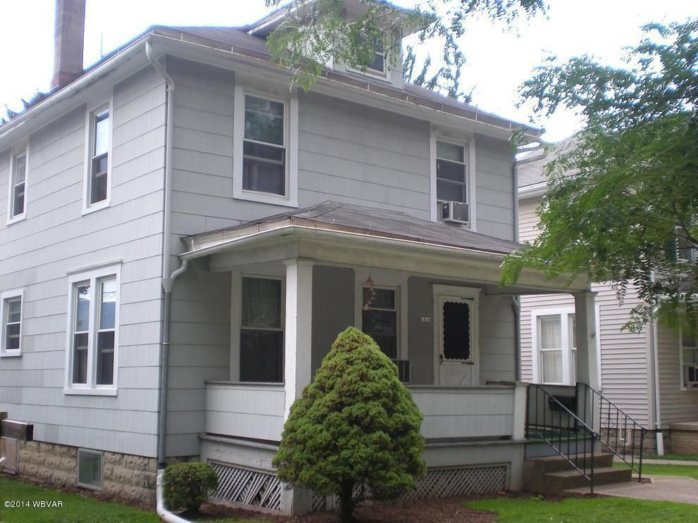 1219 high st williamsport pa 17701 for Fish real estate williamsport pa