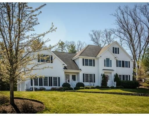 6 Gable Ridge Rd, Westborough, MA 01581