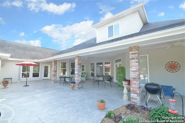 9814 Trophy Oaks Dr Garden Ridge Tx 78266 Home For