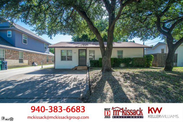 1323 norman st denton tx 76201 home for sale and real