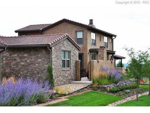 1837 La Bellezza Grv, Colorado Springs, CO 80919