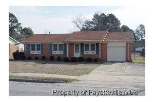 256 Bonanza Dr, Fayetteville, NC 28303