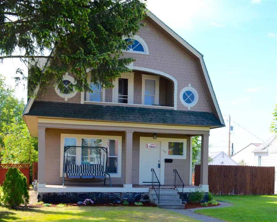 1117 W Sinto Ave Spokane, WA 99201