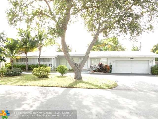 2625 NE 27th Way, Fort Lauderdale, FL