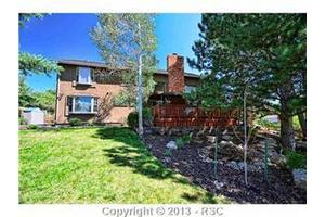 830 War Eagle Dr S, Colorado Springs, CO 80919
