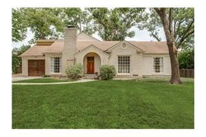 9610 El Patio Dr, Dallas, TX 75218