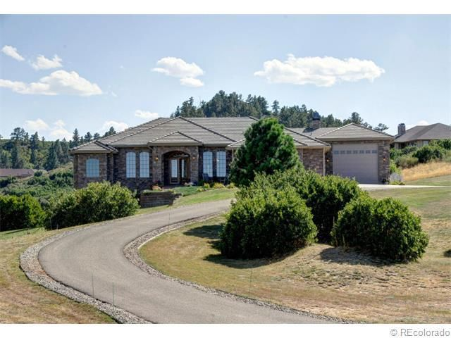 2580 oxbow dr castle rock co 80104 home for sale and