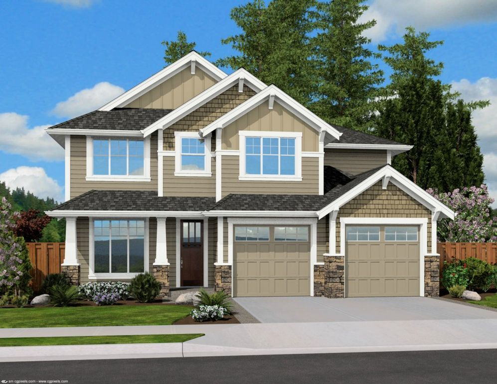 13516 80th ave e puyallup wa 98373 for Home builders in puyallup wa