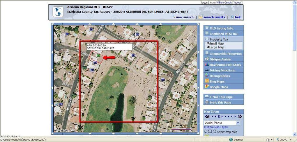 25829 S Glenburn Dr Sun Lakes Az 85248 Realtor Com